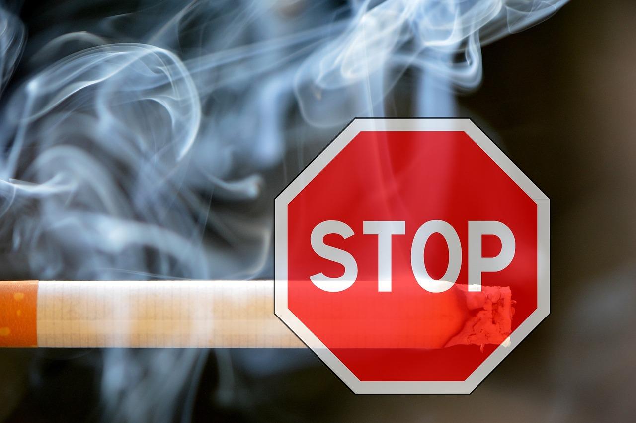 禁煙 そのタバコやめられます